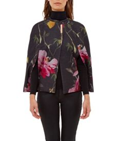 Ted Baker Haulie Citrus Bloom Cape