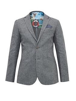 Hitchin Cotton And Linen-Blend Jacket