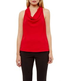 Ted Baker Areio Cowl neck top