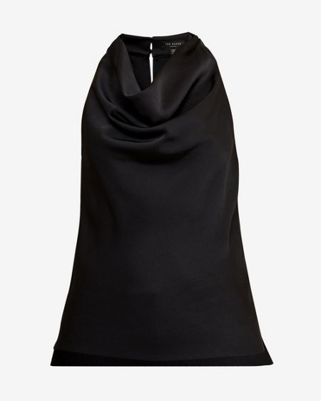 Ted Baker Arila Cowl neck top