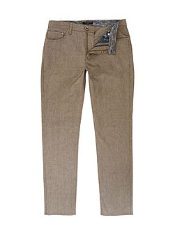Andalsy Slim fit twill trousers