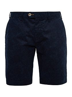 Oldsho Floral Chino Oxford Shorts