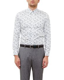 Ted Baker Veela Floral cotton shirt