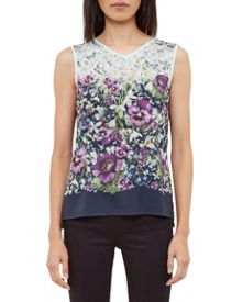 Ted Baker Fatile Entangled Enchantment top