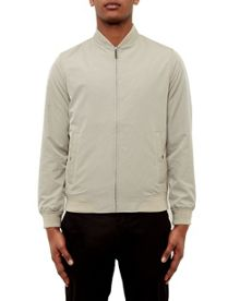 Ted Baker Nufibre Microfibre Bomber Jacket
