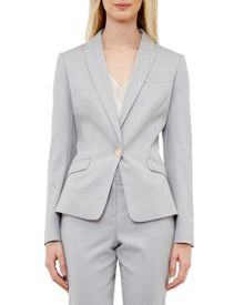 Ted Baker Radiia Single breasted blazer