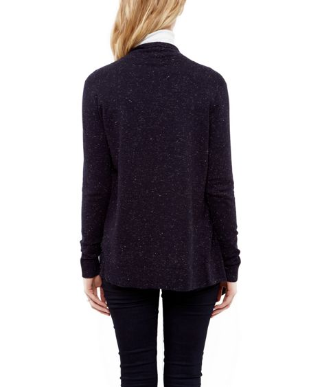 Ted Baker Betseen Sparkle wrap cardigan