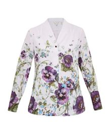 Ted Baker Elizay Entangled Enchantment blouse