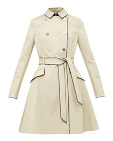 Ted Baker Gilliy Double Breasted Trench Coat