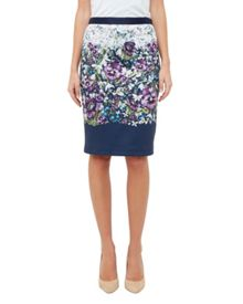 Ted Baker Carpi Entangled Enchantment pencil skirt