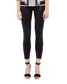 Ted Baker Delfiny Rinse Wash Glittery Jeans