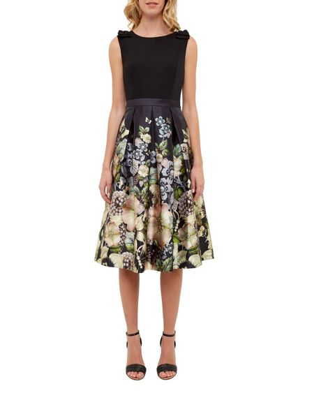 Ted Baker Felcity Gem Gardens Midi Dress