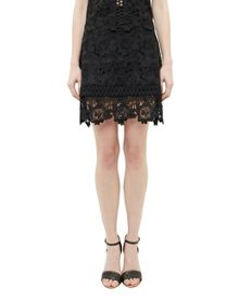 Ted Baker Beay Lace Mini Skirt
