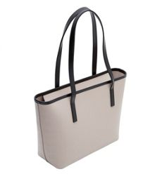 Ted Baker Claudia Bow Small Textured Leather Shopper Bag