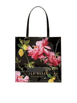 Lemcon Citrus Bloom Shopper Bag