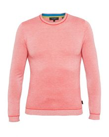 Ted Baker Millar Textured Crew Neck Jumper