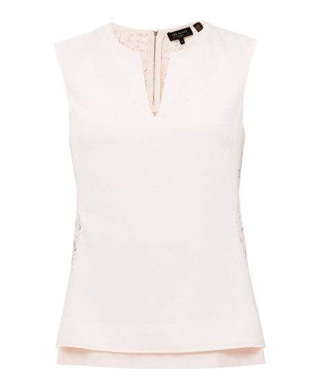 Ted Baker Sasica Lace back top
