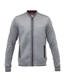 Ted Baker Ace Jersey Bomber Jacket