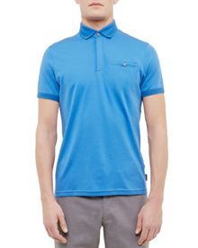 Ted Baker Charmen Cotton Polo Shirt