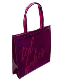 Ted Baker Beacon Colour block small shopper bag
