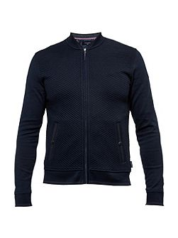 Onslow Quilted bomber jacket