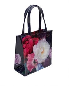 Ted Baker Innacon Blushing Bouquet small shopper bag