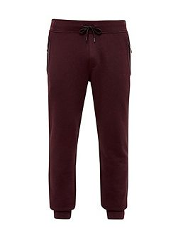 Clube Jersey Cuffed Trousers