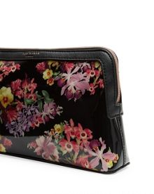 Ted Baker Cydnie Lost Gardens large wash bag