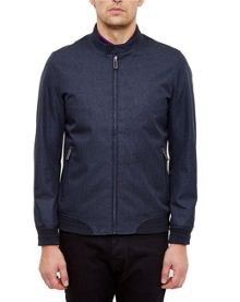 Ted Baker Apollo Mouliné Bomber Jacket