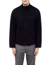 Ted Baker Coast Funnel neck jacket