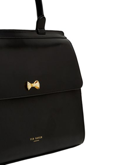 Ted Baker Otillia Top Handle Leather Bag