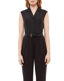 Ted Baker Natoly Collared jumpsuit