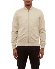 Ted Baker Carlisl Cotton bomber jacket