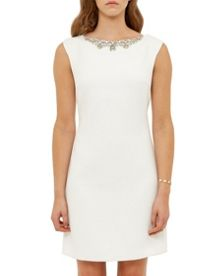 Ted Baker Hamlid Embellished Dress