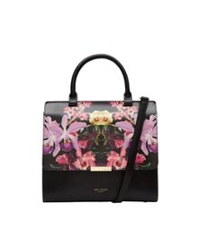 Ted Baker Nimaa Lost Gardens medium leather bag