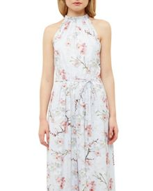 Ted Baker Elynor  Oriental Blossom Maxi Dress