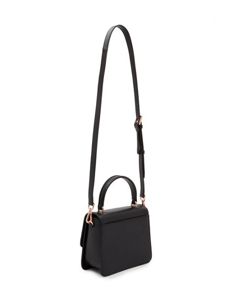 Ted Baker Calila Bow Leather Cross Body Bag