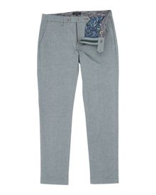 Ted Baker Curlong Slim Fit Oxford Trousers