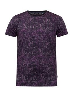 Crafter Printed cotton T-shirt