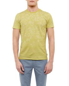 Ted Baker Kayjay Floral Cotton T-Shirt