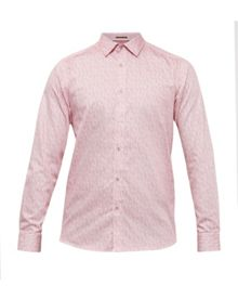 Ted Baker Alfee Cotton Poplin Shirt