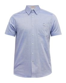 Ted Baker Wooey Cotton Chambray Shirt