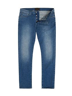 Total Tapered Fit Jeans