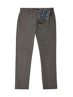 Classy Classic Fit Cotton Trousers