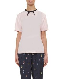Ted Baker Sassa Tie neck top