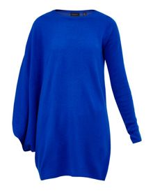 Ted Baker Fondy Asymmetric Cashmere Blend Jumper