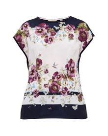 Ted Baker Deniise Entangled Enchantment T-shirt