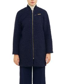Ted Baker Yernie Cocoon coat