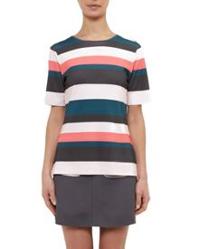 Ted Baker Hayles Lost Gardens Woven Top