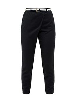 Tekla Semi-fitted trousers